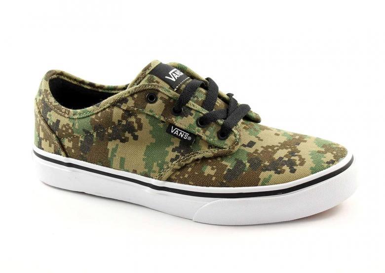 vans militari scarpe