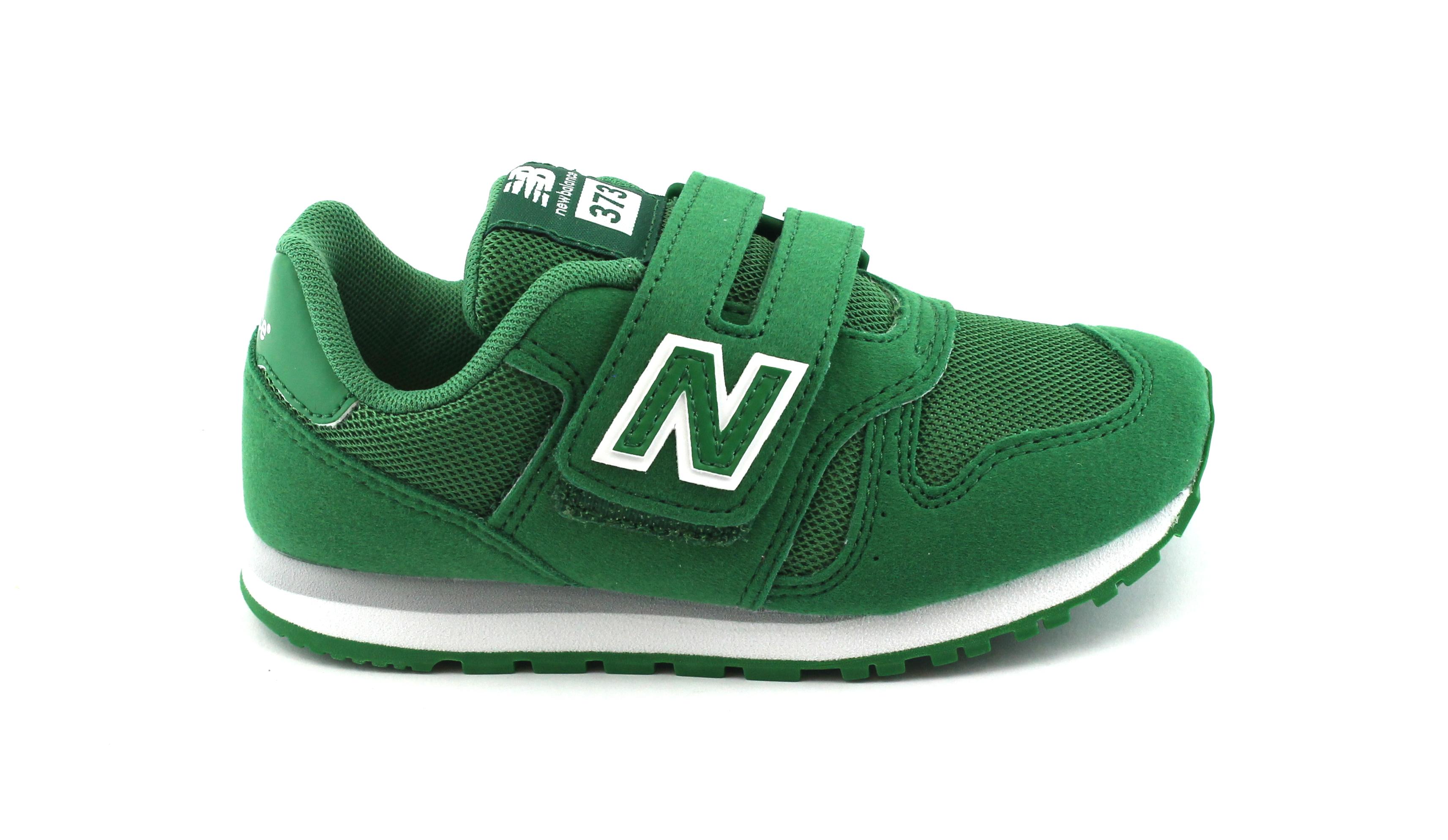 new balance bambino verde 29