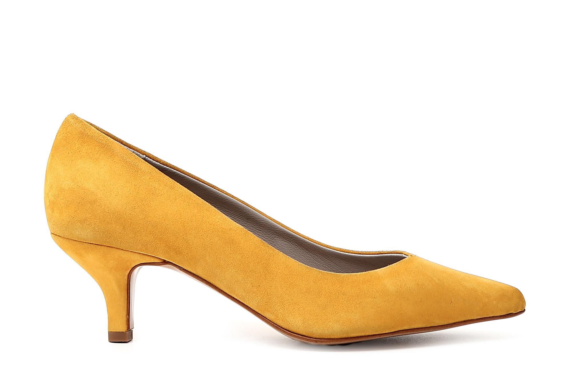 Chaussures Cafè Noir KMC551 Decollette Decollette Decollette SUEDE TALON 55 MM 3942c1