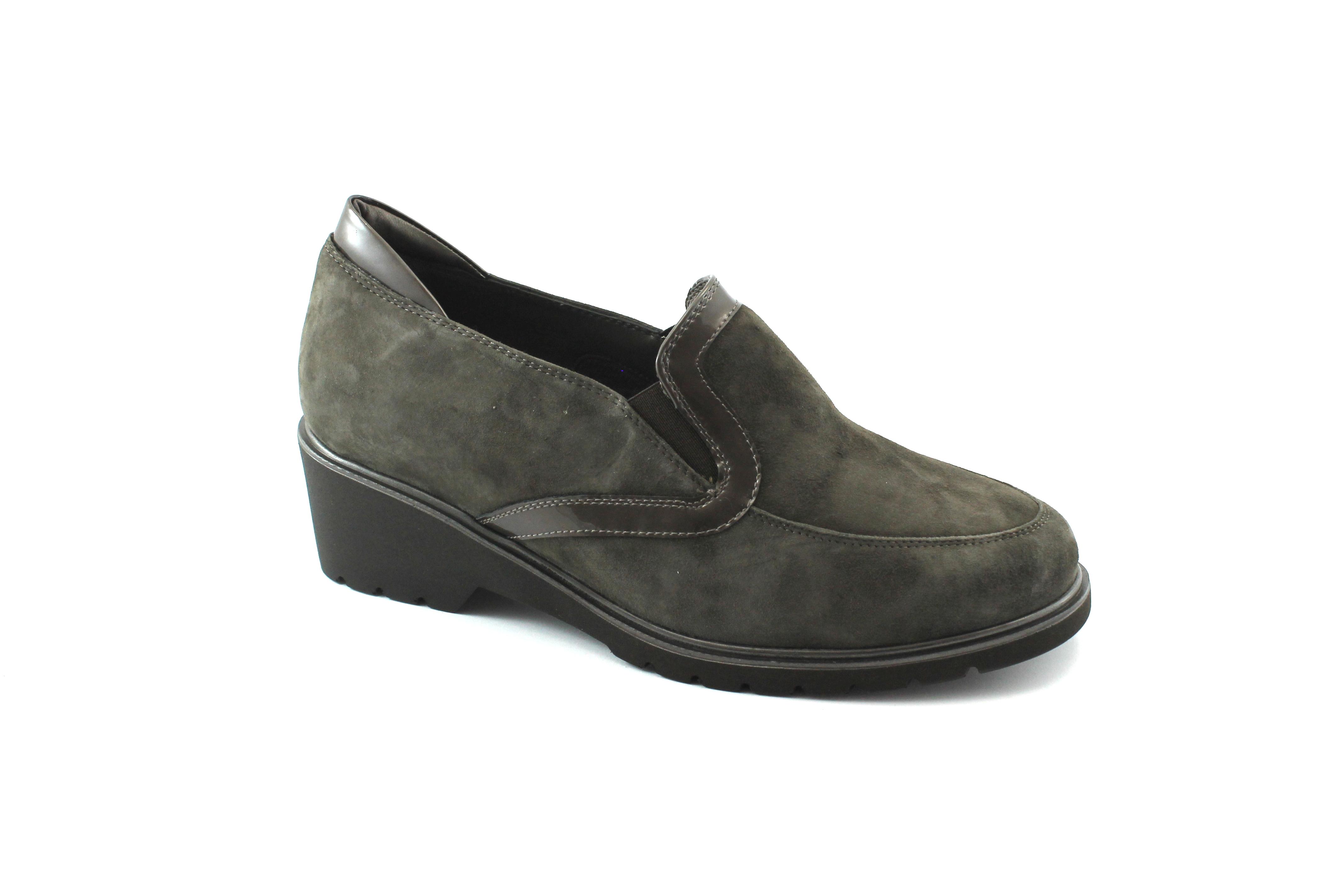 MELLUSO R35723 comfort piombo  grigio scarpe donna comfort R35723  piombo  f92def