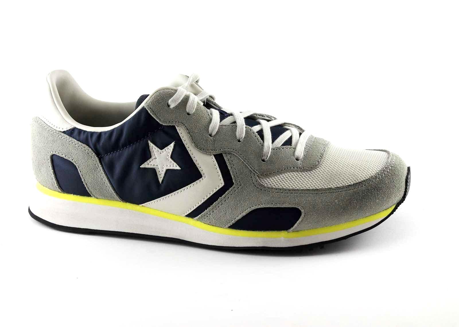 CONVERSE-156754C-navy-grey-blu-grigio-scarpe-uomo-sneakers-lacci