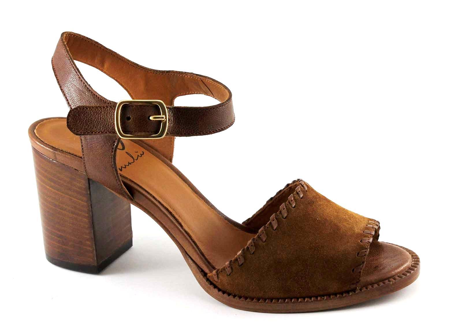 MALU' 9093 tabacco tabacco 9093 marrone scarpe scarpe scarpe sandali donna   3d2504