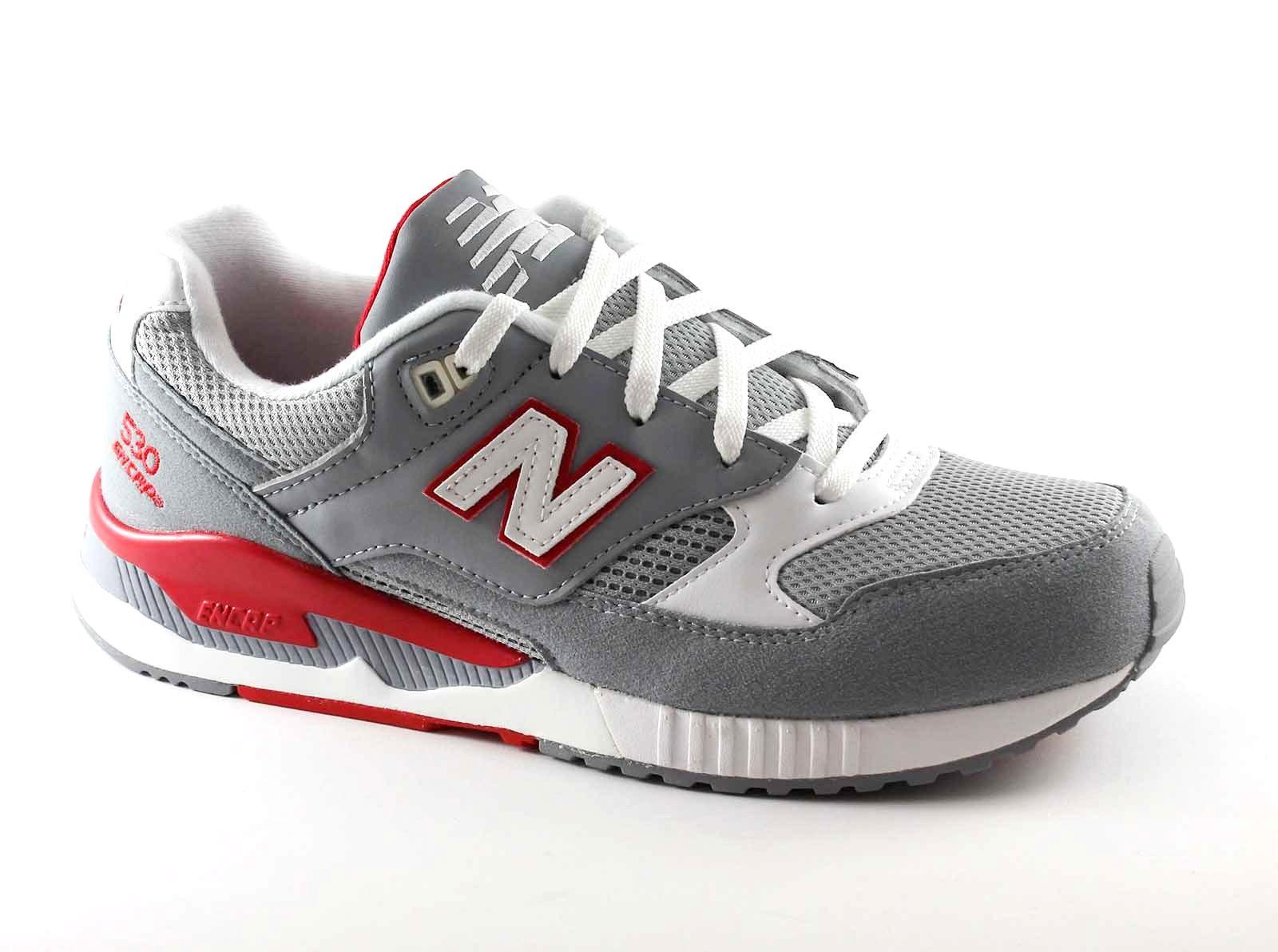 NEW BALANCE M530 CVB grigio bianco running scarpe uomo sneakers lacci