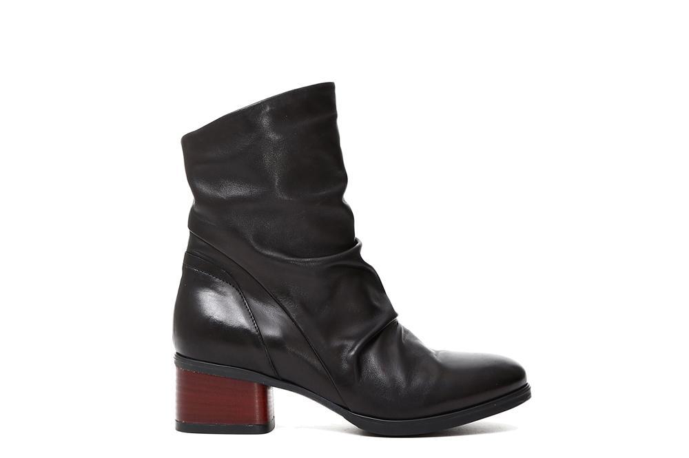 Grandes zapatos con descuento Cafè Noir LHD204 TRONCHETTO NAPPA PLISSETTATO