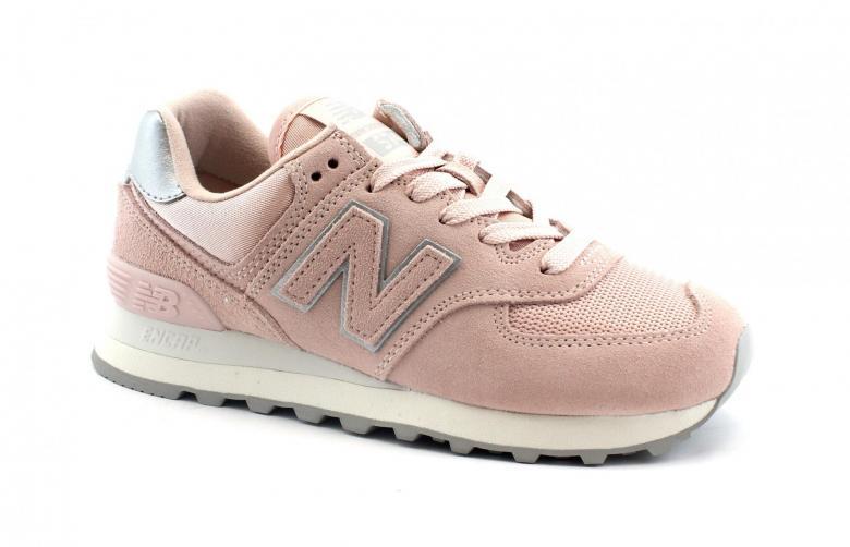 scarpe new balance rosa donna