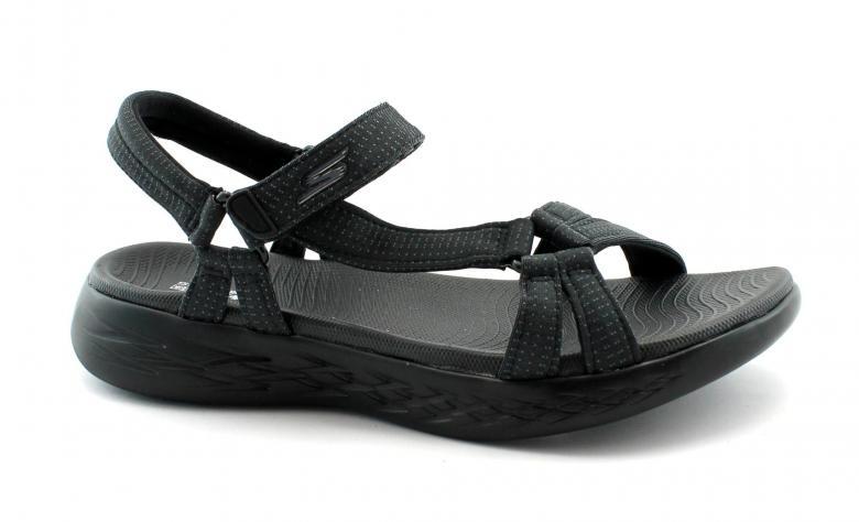 SKECHERS 15316 BRILLIANCY black nero scarpe donna sandali strappo | eBay