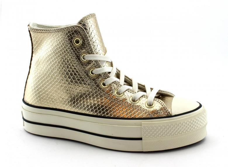 sneakers donna zeppa converse