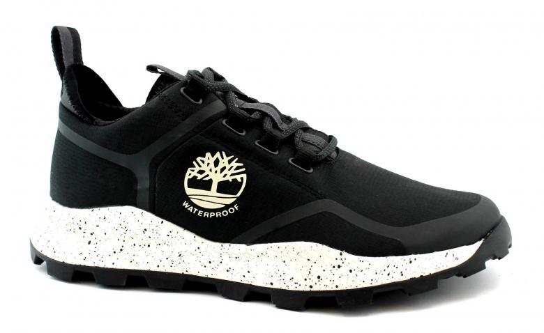 TIMBERLAND A27RY BROOKLYN OXFORD black nero scarpe uomo sneakers tessuto waterpr | eBay